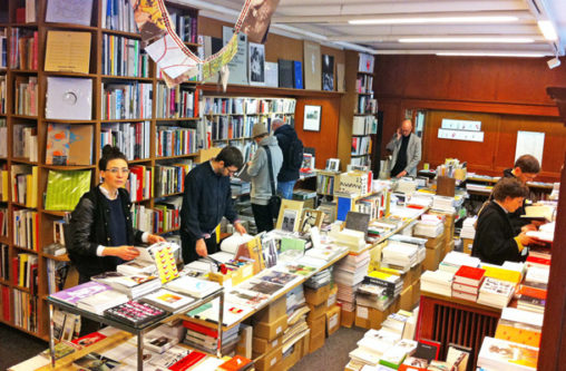 BOOKSTORES from TOKYO